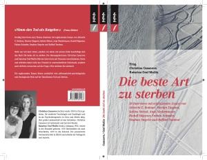 DIE BESTE ART ZU STERBEN_Umschlag DRUCKVERSION