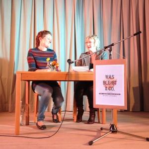 LESUNG Dreiundsechzig Dorothe Zürcher & Sabine Meisel
